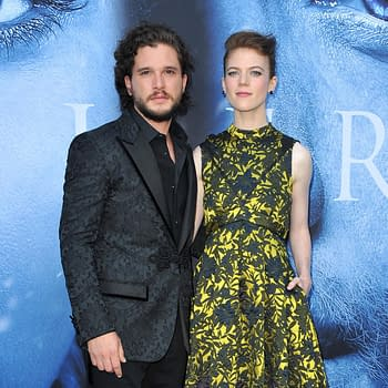 Rose Leslie Wouldnt Speak to her Husband Kit Harington for 3 Days- Because Game of Thrones Finale