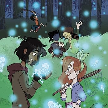 Seanan McGuire and Alexa Bosy Take the Lumberjanes Somewhere Thats Green in May
