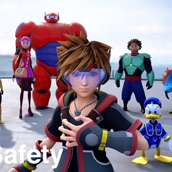 Kingdom Hearts and The Ad Council to Partner for Anti-Bullying Campaign