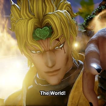 Jotaro and Dio of JoJos Bizarre Adventure Join the Jump Force Roster
