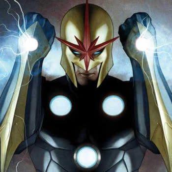 A Non-Update on Marvel Studios 'Nova' Film