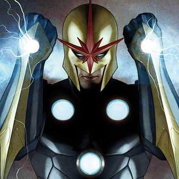 A Non-Update on Marvel Studios Nova Film