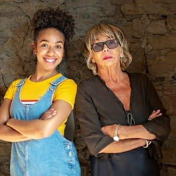 Pearl Mackie Sue Johnston Star in Survivalist BBC Sitcom Prepper