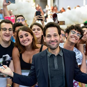 Paul Rudd Rocks Out to Foo Fighters Cover of The Ramones Blitzkrieg Bop