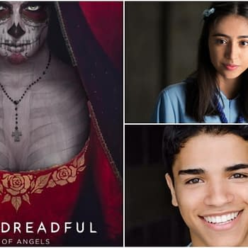 Penny Dreadful: City of Angels &#8211 Jessica Garza Johnathan Nieves Join Showtime Sequel Series
