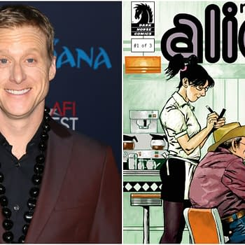 Resident Alien: Doom Patrols Alan Tudyk to Star in SYFYs Dark Horse Adapt