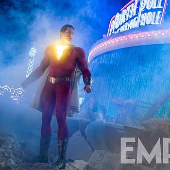 David F. Sandberg Shares a New Behind-the-Scenes Picture from Shazam