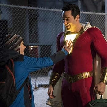 The Title for Shazam 2 Was Revealed at DC FanDome
