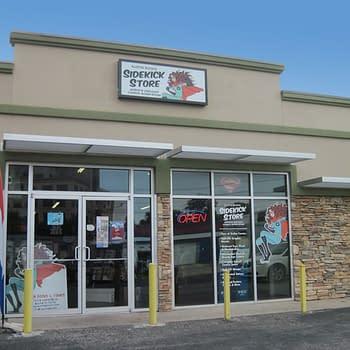 Austin Books &#038 Comics Closing Its Sidekick Store This Weekend