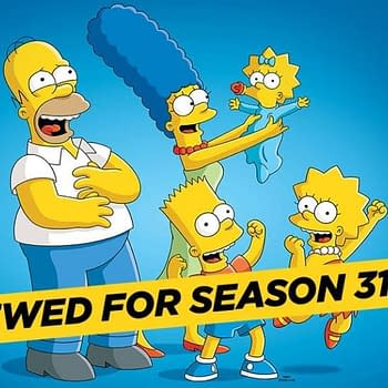The Simpsons Renewed for Excellent Seasons 31 and 32