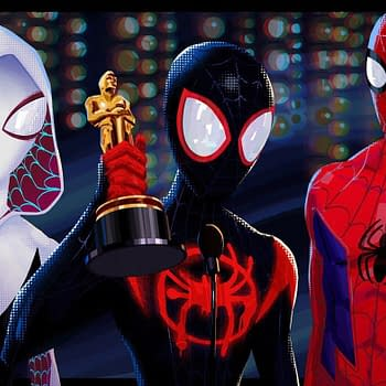 Alt-Universe Cut of Spider-Man: Into The Spider-Verse Coming [at Some Point]