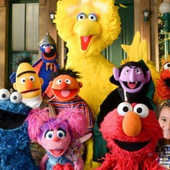 Library of Congress Honors 50 Years (50! Ah-Ah-Aaaaahhhhh!) of 'Sesame Street'