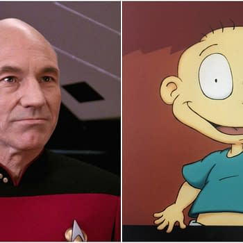 Star Trek: CBS Nickelodeon Looking to Develop Animated Series