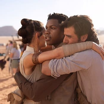 J.J. Abrams Confirms That Photography on Star Wars: Episode IX Has Wrapped