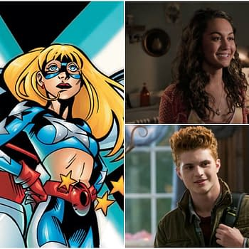 Stargirl: Meg DeLacy Jake Austin Walker Join DC Universe Live-Action Series
