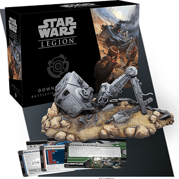 Fantasy Flight Expands Thematic Terrain Objectives for Star Wars: Legion