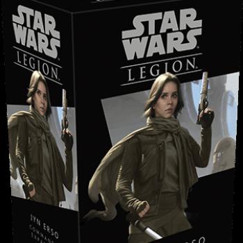 Rebel Rebel: Spotlight on Jyn Erso Expansion for Star Wars: Legion