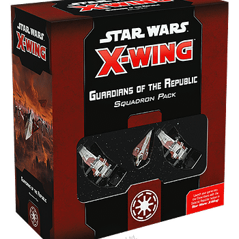 Fantasy Flight Games Enters the Clone Wars With New X-Wing Release