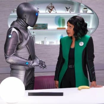 """'The Orville': """"A Happy Refrain"""" is Rom-Com Ex Machina [SPOILER REVIEW]"""