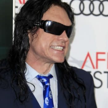 Teaser for Tommy Wiseau's 'Big Shark Movie' Hits. What. Even.