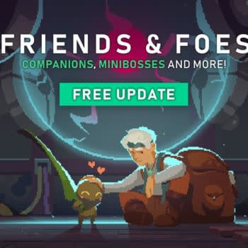 Today's Moonlighter Update Adds New Companions