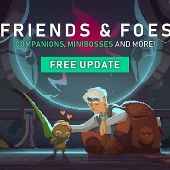 Todays Moonlighter Update Adds New Companions