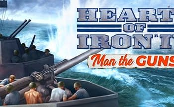 Paradox Announces Release Date for Hearts of Iron IV: Man the Guns