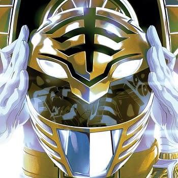 White Ranger Joins the Power Rangers Comics for Necessary Evil Event &#8211 Announced at ToyFair