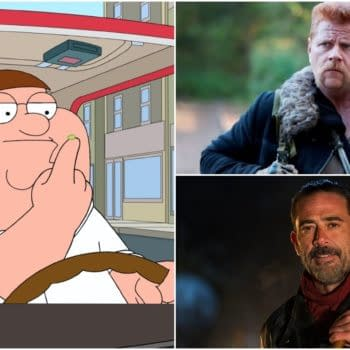 'The Walking Dead': James Woods' Man Tears Feed Abraham/Negan Team-Up