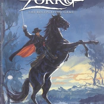 Alan Bahr on Zorro West End Games and Role Playing Games