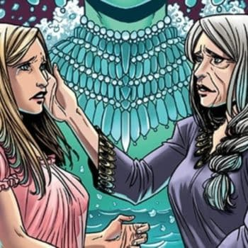 The Girl In the Bay #2 Reads Like a Drug Fueled Fever Dream