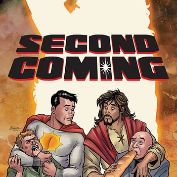 Ahoy Comics to Publish Controversial Jesus Comic Second Coming