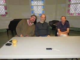 Listen to Ryan North and David Lloyd at King Con