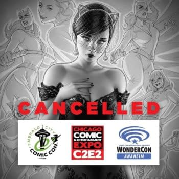 The Comic Creators Prevented From Attending ECCC, C2E2, and WonderCon