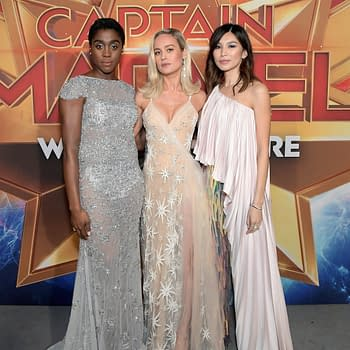 20 Marvel-ous Photos from Captain Marvel Los Angeles Premiere