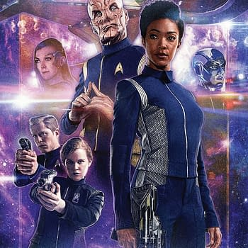 IDW Takes Trek to New Frontiers with Captain Saru (REVIEW)