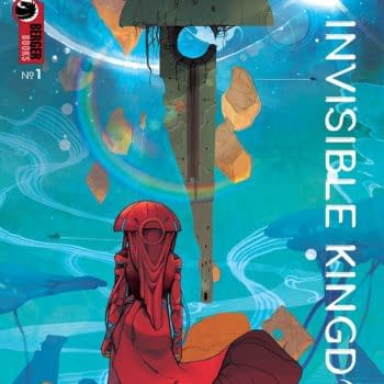 'Invisible Kingdom' One of the Most Unique Sci-Fi Comics Since 'Saga' (REVIEW)