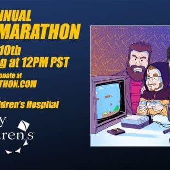 Pat The NES Punk's 9th NES Marathon Happening This Weekend
