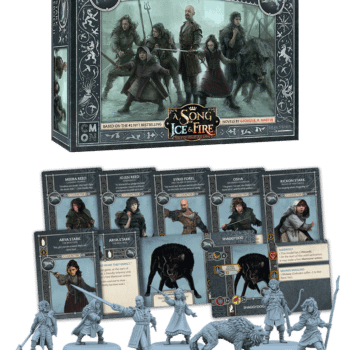 CMON Releases Stark Heroes 2 Details for 'Song of Ice and Fire' Game