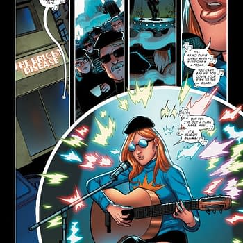 Dazzlers Hippie Hipster Makeover in Apocalypse and the X-Tracts #1