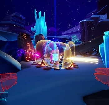 [REVIEW] Aftercharge is a Decent Multiplayer but Little Else