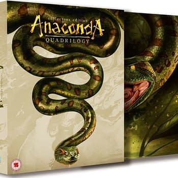 Anaconda Quadrilogy Blu-ray Set Coming From 88 Films in June
