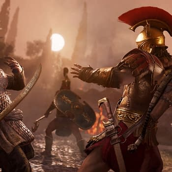 Assassin's Creed Odyssey Release Final Episode of Legacy of the First Blade