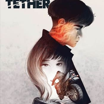 Lion Forge to Publish 90s Teen Noir At the End of Your Tether by Adam Smith V.V. Glass and Hilary Jenkins