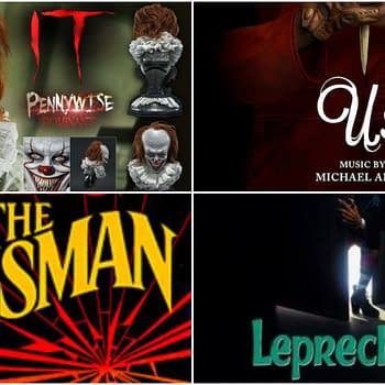 Scaremy Ks Horror Round-Up: Us Soundtrack The Tailsman Bruce Campbell and More