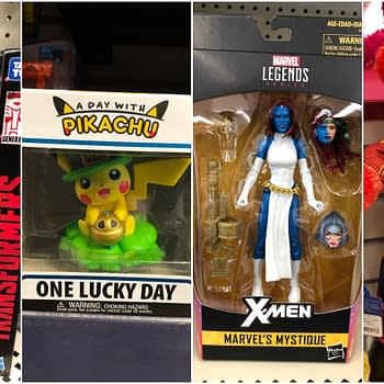 BC Toy Spotting: Transformers Funko WWE Star Wars Captain Marvel and More