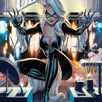Junes Black Cat #1 Will Feature a New Marvel Meow Short Story by Nao Fuji