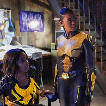 Black Lightning Season 2 Episode 16 The Book of the Apocalypse: Chapter Two: The Omega &#8211 Family United [PREVIEW]