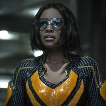 Black Lightning Star China Anne McClain Leaving; Limited Season 4 Role