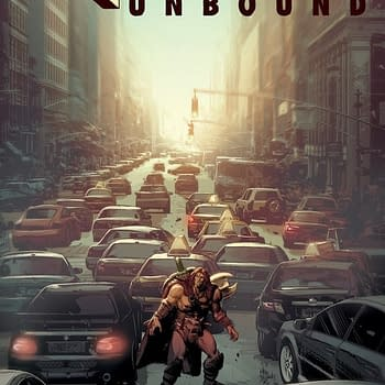 Mike Deodato Joins Jeff Lemire at Dark Horse for Berserker Unbound